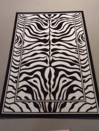 PAR - 100 Black & White Zebra