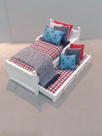 Custom Trundle Bed
