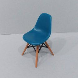 Eames Dining Chair - Blue