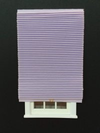 Pleated Shade - #64 Lilac Solid