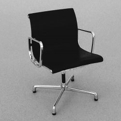 Eames Desk Chair - Black