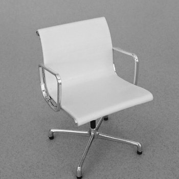 Eames Desk Chair - Ivory