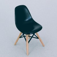 Eames Dining Chair - Black