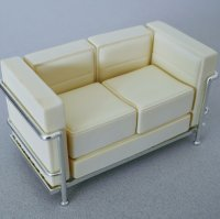 Loveseat - Ivory